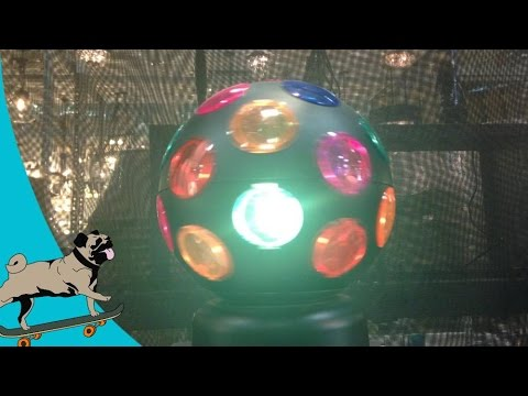 Black disco ball! | The day in the life of ArcHD