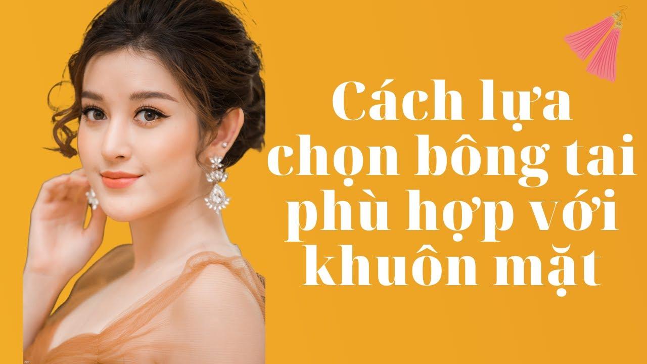 Các cách lựa chọn bông tai phù hợp với gương mặt #vangbacthiloan #bongtaivangtay #chonbongtaiphuhop | Khái quát những tài liệu liên quan đến kiểu tóc nữ phù hợp với khuôn mặt tròn đầy đủ