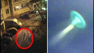 unexplained photos and videos