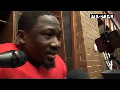 Johnnie Dixon: Ohio State wide receiver talks Buckeyes second-straight Big Ten title