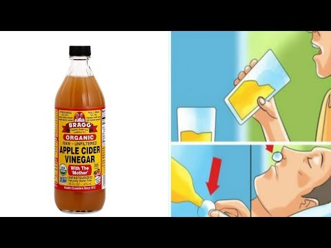 Did You Know That Drinking Apple Cider Vinegar Before Bedtime Will Change Your Life!