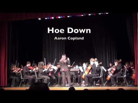 Hoe Down - Elite Strings Youth Orchestra