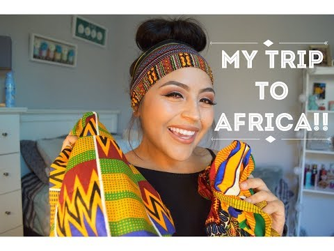 Ghana Africa VLOG l Global Medical Brigdes 2018