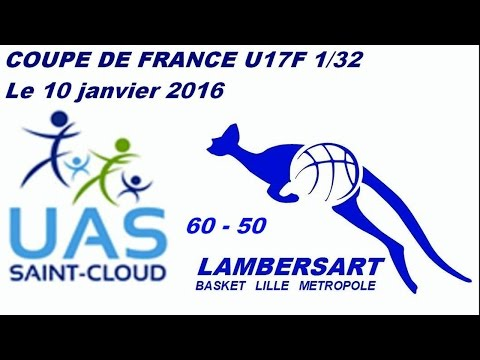 20160110 coupe de France 32 UASaint Cloud 60 50 LBLM