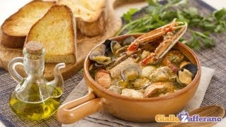 Fish soup - recipe
