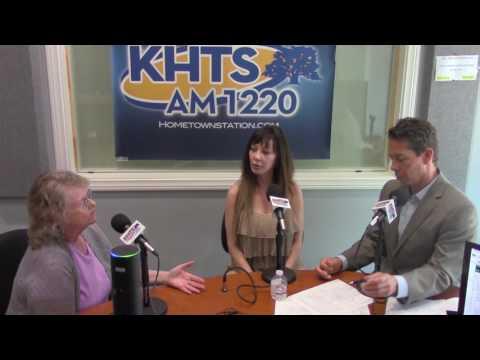 SCV Chamber Sheri Edwards - Common Bond Rehab Center - May 30, 2017 - KHTS
