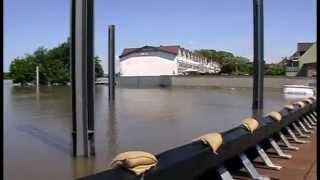 Hochwasser in Schönebeck/Elbe 2013