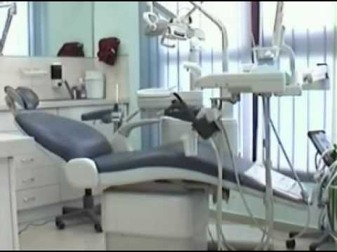 Voice Command Dental Chair DEMO