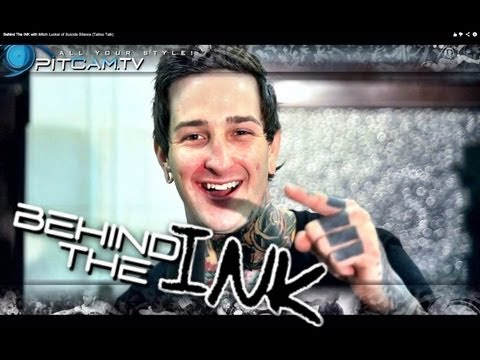 What Did Mitch Lucker Finger Tattoos Say