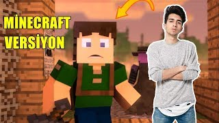 Bizim Hikaye Minecraft Versiyon w/Çağatay Akman #1 (Bizim Hikayemiz)