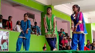 Independence Day program dance on laung laachi song