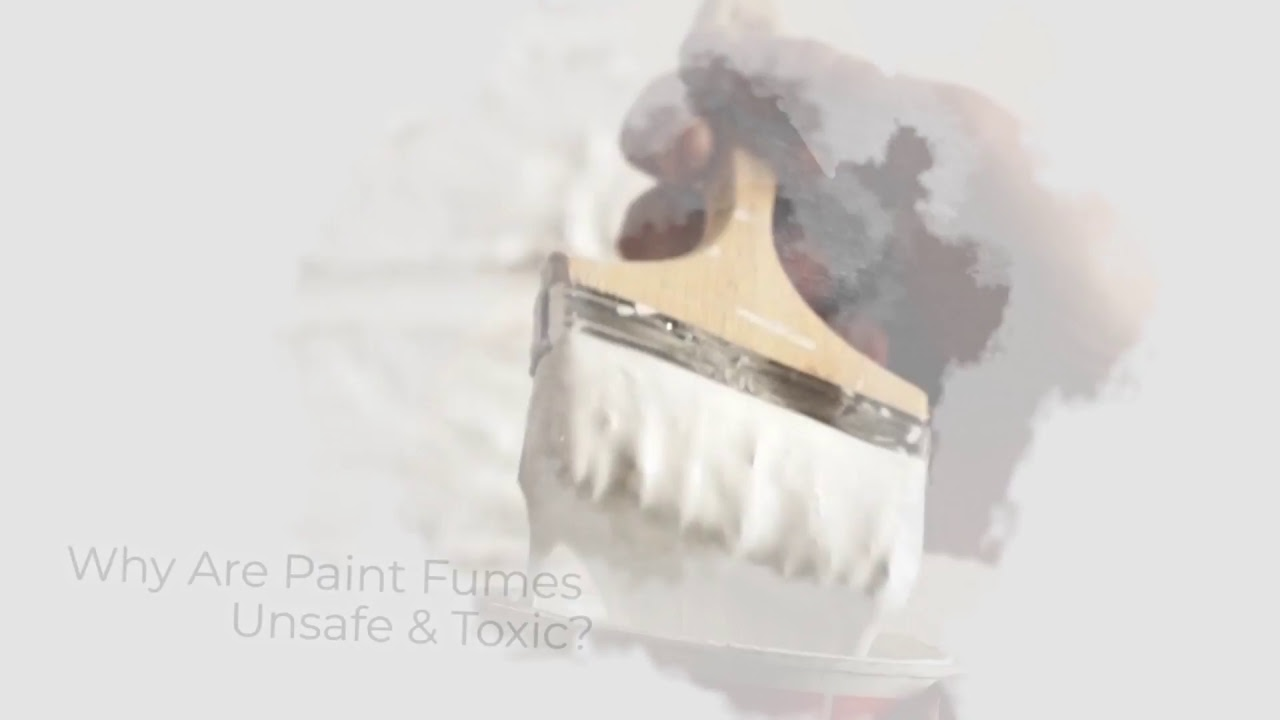 Can Paint Fumes Cause Cancer? | Enviroklenz