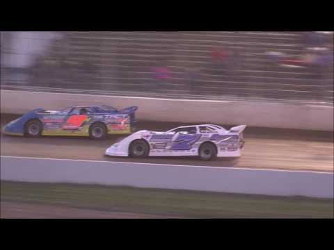 Crate Late Model Heat #2 from Florence Speedway, April 8th, 2017.