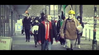 ANONYMOUS DÜSSELDORF - SWINGING FIFTIES [Raid Trailer]