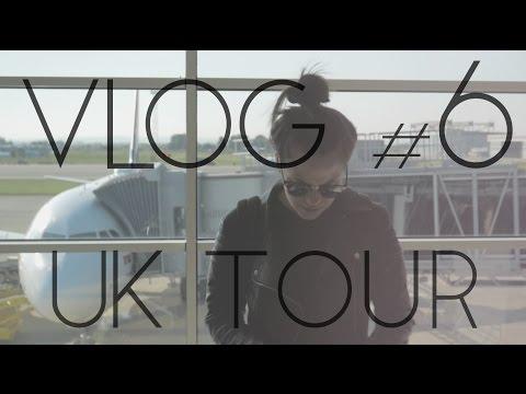 VLOG #6 | Trip to London | UK TOUR 2016