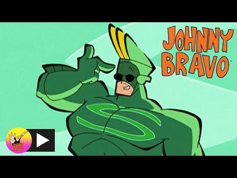 Johnny Bravo | Super Powered Idiot | Cartoon Network