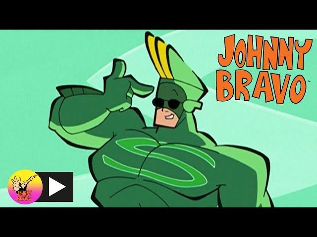 Johnny Bravo   Super Powered Idiot   Cartoon Network