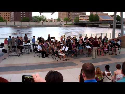 Waterloo West Wind Symphony - Beatles: Love Medley