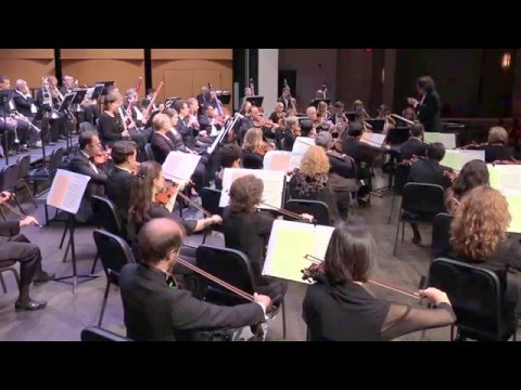 Kim Allen Kluge conducts Tchaikovsky Symphony #5 --Movement I, (Beginning)