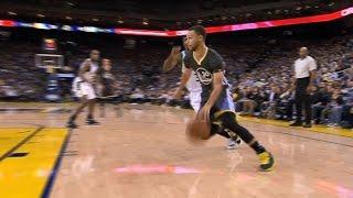Steph Curry Drops 28 points, 4 assists vs. Bucks l March 18, 2017