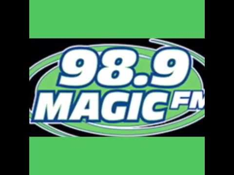 Magic After Midnight w/Cliff Cage on 98.9Magic FM