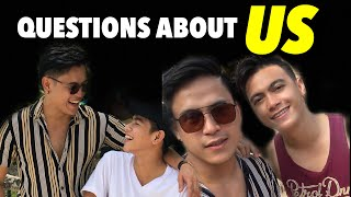 ANSWERING YOUR QUESTIONS! | GLESTER CAPUNO (CAPUNO BROTHERS)