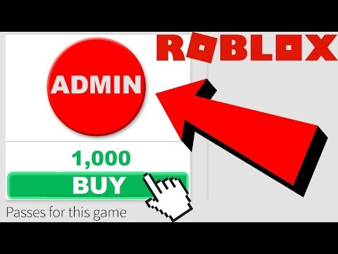 BUYING ROBLOX ADMIN COMMANDS