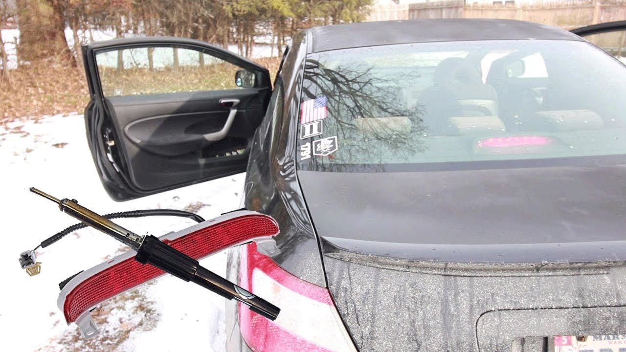 Fix A Broken Led Third Brake Light Honda Civic 8th Gen