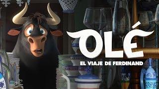 Olé, El Viaje de Ferdinand | Conoce a Ferdinand | Próximamente - Solo En Cines