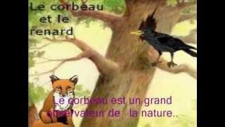Скачать Le Corbeau Et Le Renard