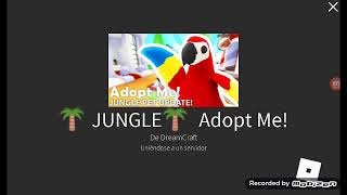 Playing adopt me on roblox looking for an ijo