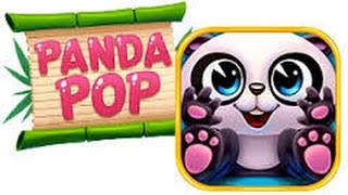 Panda Pop - Level 122 - Bobble Shooter - Free Game for iOS: iPhone / iPad - Android and PC