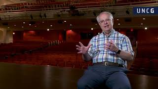 Dr. John R. Locke: A Legacy of Music at UNC Greensboro