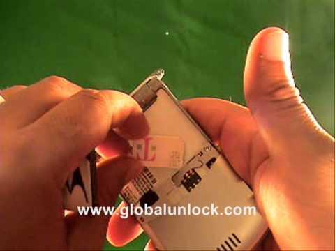 AT&T Motorola SLVR L7 Unlock Method