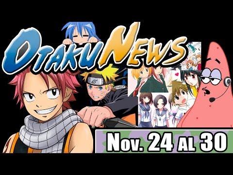 OtakuNews   FairyTail, Naruto, fechas de animes y mas!