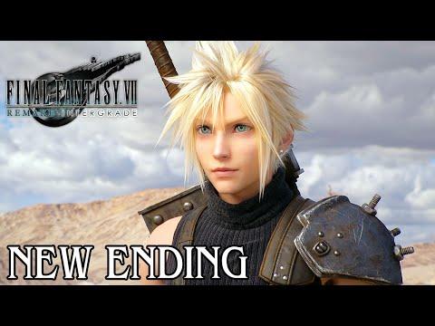 Final Fantasy VII Remake: Intergrade – NEW ENDING @ 4K