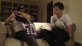 guitar lesson learn to play music when the lights go out by the libertines