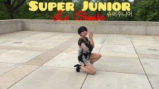 Download Lagu SUPER JUNIOR 슈퍼주니어- 'Lo Siento(Ft: Leslie Grace/KARD)_Dance Cover by: Thonia Cil Mp3