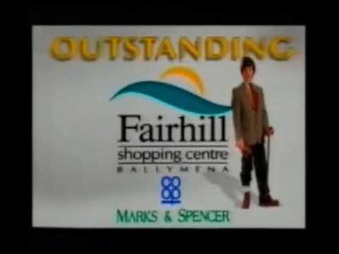 it's a big shopping centre in ballymena hai