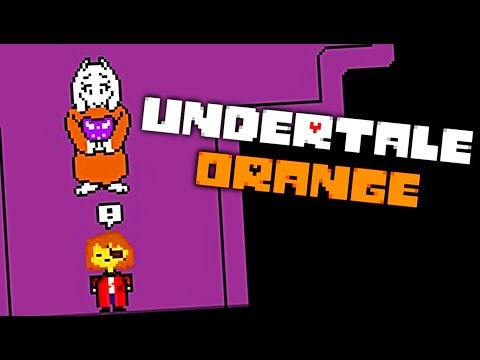 THE STORY OF THE CHILD FROM 18XXUndertale: Orange