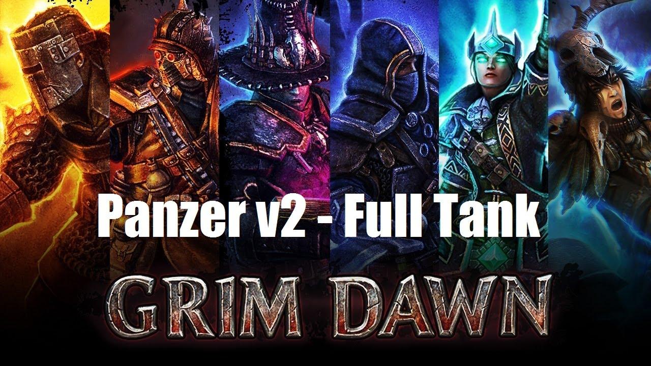 Grim Dawn Build Tank