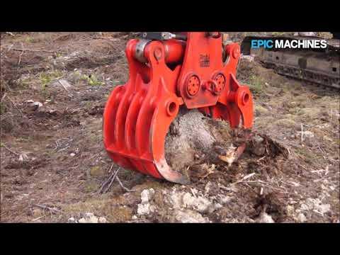 Ultra-fast Original Excavator