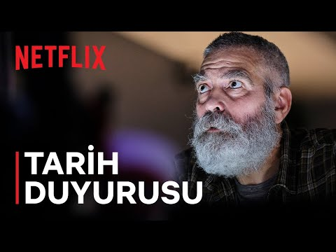 THE MIDNIGHT SKY - Başrolde George Clooney   Tarih Duyurusu   Netflix