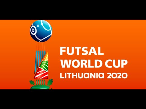 REPLAY: Official Emblem Launch - FIFA Futsal World Cup Lithuania 2020™