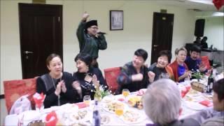 ведущий- Булат Бадмаев