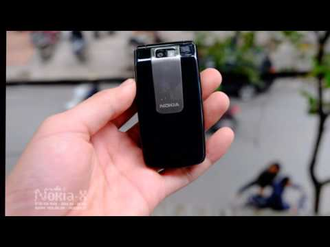 Nokia 6600 fold nguyên bản- nokiax vn