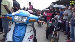 PART 1 120cc Sprint Test Kubang Menerong