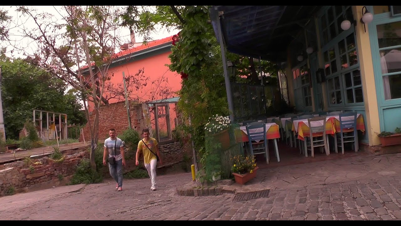 Το Τσινάρι στην Άνω Πόλη - Tsinari Upper Town (Ano Poli ...