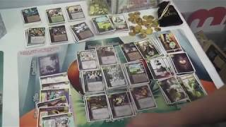 Heart of Crown Fairy Garden Overview from GenCon 2018