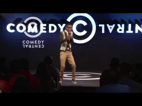 Comedy Central with Tumi Stopnonsons
